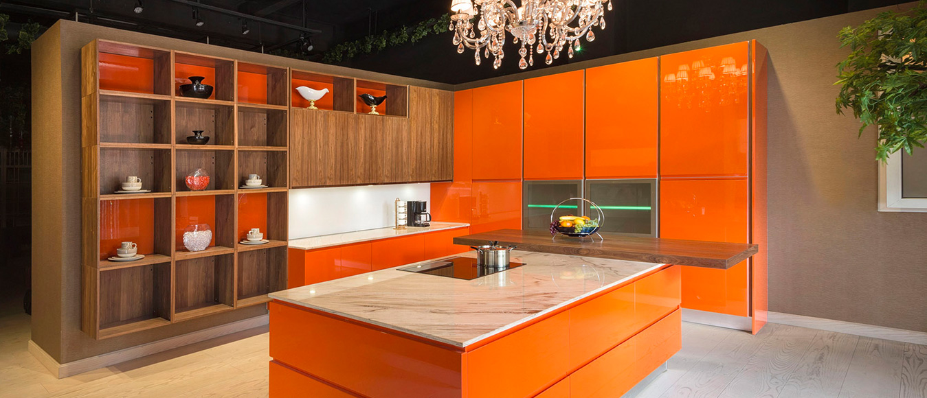 Broco Cabinetry System - Modern Kitchen