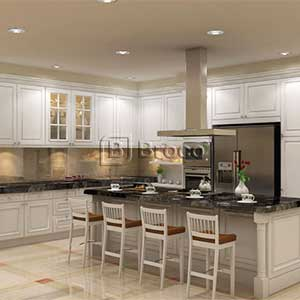 Broco Semi Classic Kitchen Cabinetry System