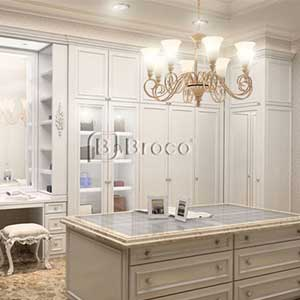 Broco Classic Wardrobe Cabinetry System