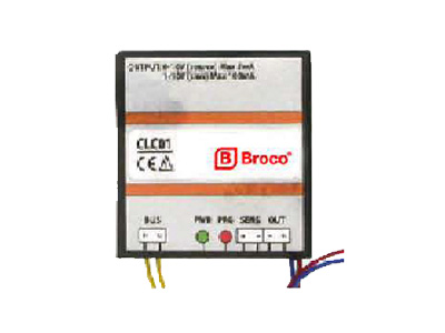 Broco Electrical - BBUS Automation CLC01
