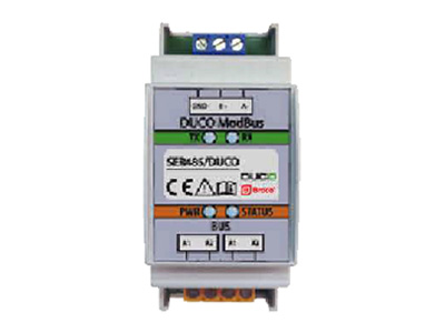 Broco Electrical - BBUS Automation SER485 / Duco