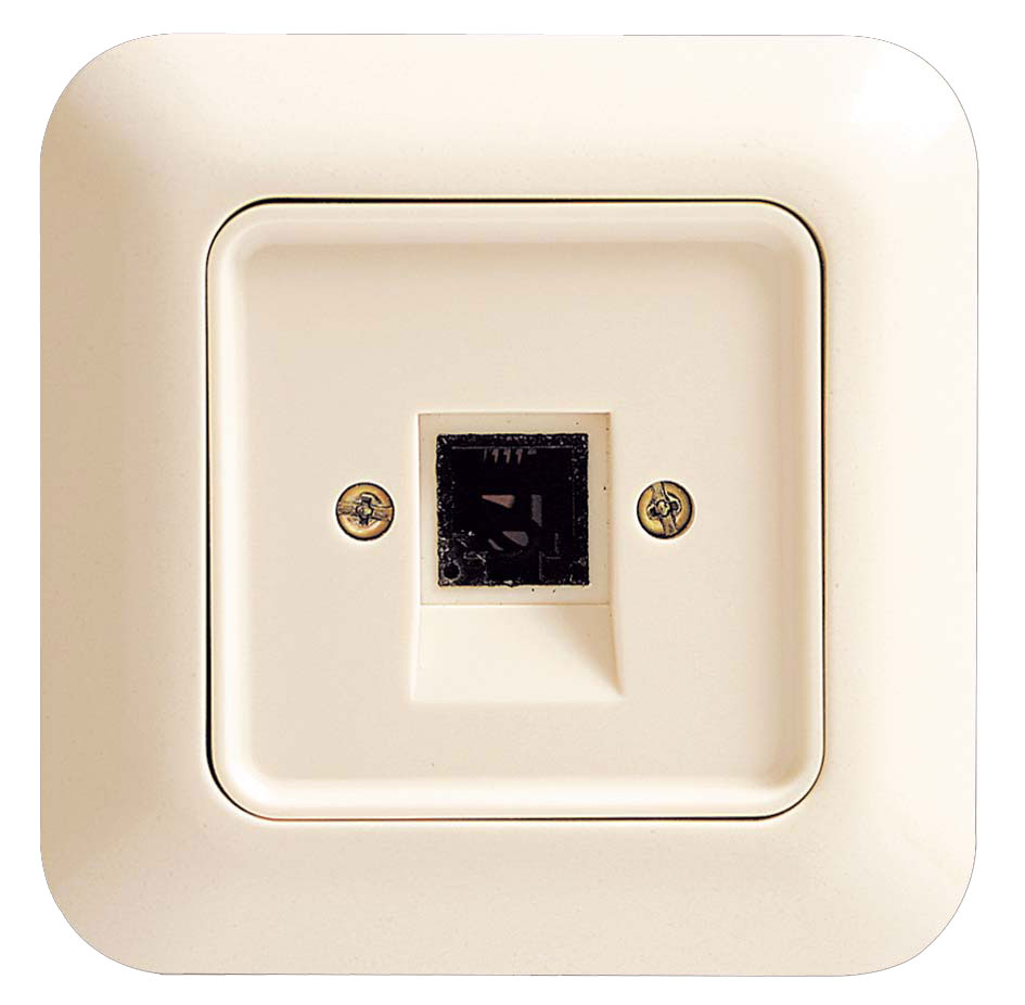 Broco Electrical - Telephone Socket Outlet