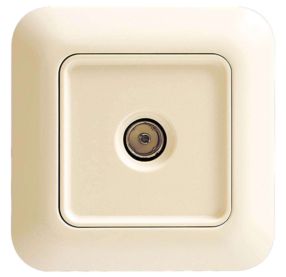 Broco Electrical - Antenna Socket Outlet