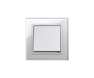 Broco Indoor Switches Sockets - Plano Glass
