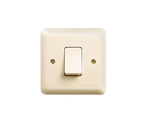 Broco Indoor Switches Sockets - Standard & New Gee
