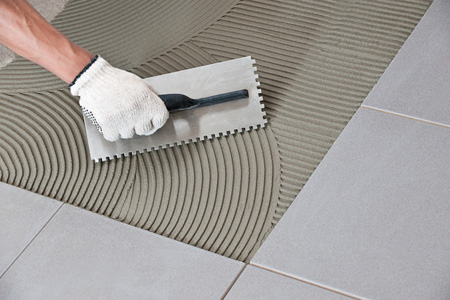 Broco Mortar - Flooring Products